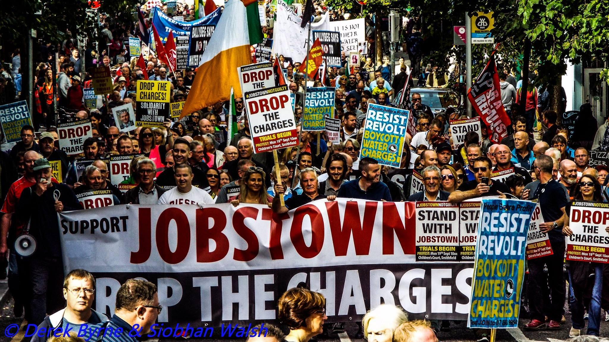 'Jobstown Not Guilty' Conference