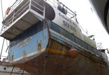 shiprusting